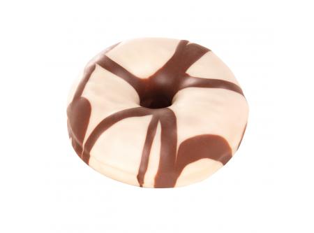Black & White Donut