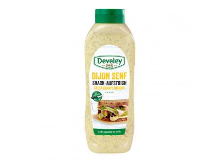 Dijon Senf Snack Aufstrich