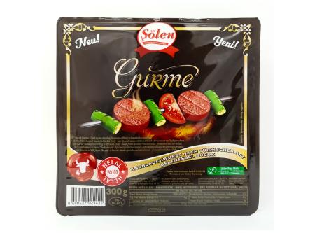 Gurme Sucuk Knoblauchwurst nach türkischer Art