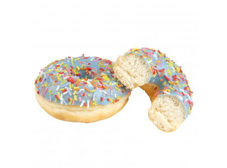 Party Sprinkle Donut