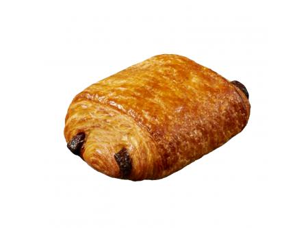 Schoko Croissant, Pains au Chocolat, ungegart