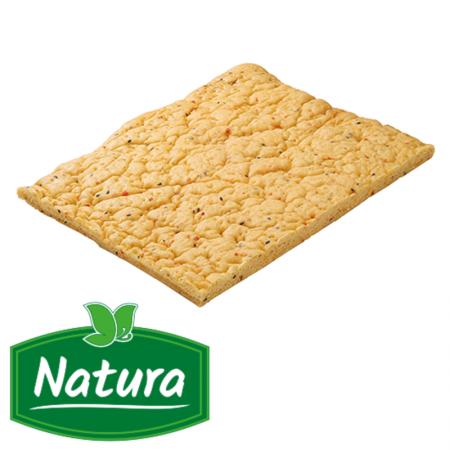 Softroll Brot Wrap mit 67 % Weizen und 7 % Hirse