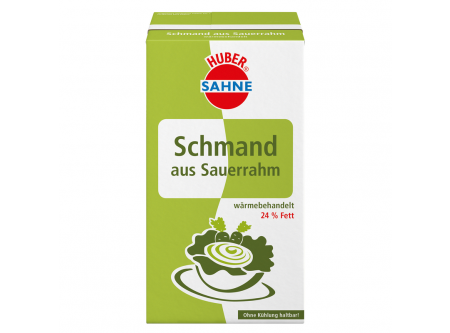 H-Schmand aus Sauerrahm 24 % Fett