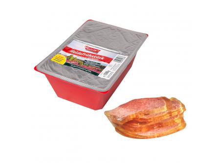 Heidefrühstück, nach Sülze-Art, fein zerkleinert