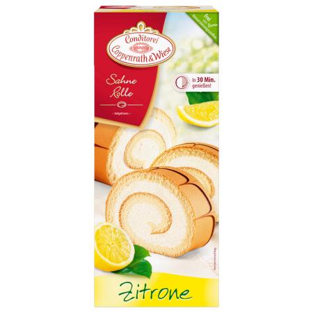 Zitronensahne Rolle TK