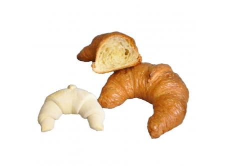 Buttercroissant 25% Butter vorgegärt