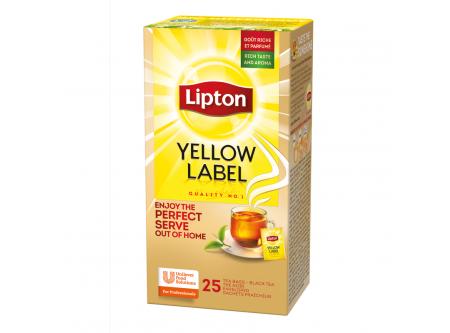 Yellow Label Schwarztee