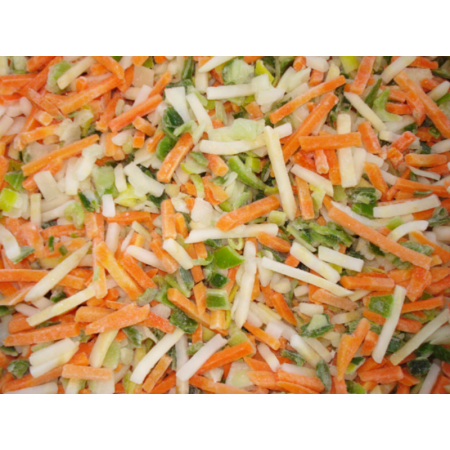Julienne Gemüse