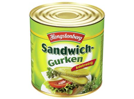 Sandwich Gurken