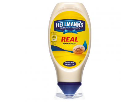 Real Mayonnaise 80 % Pflanzenöl
