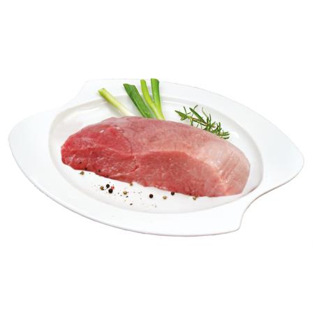 Schweineoberschale ohne Deckel Teutschenthaler Naturfleisch