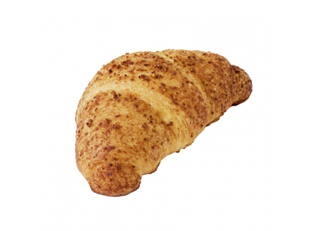 XL Nuss-Nougatcreme Croissant, gegarter Teigling
