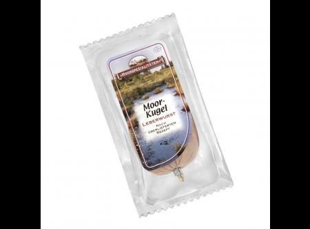 Moor Kugel Leberwurst