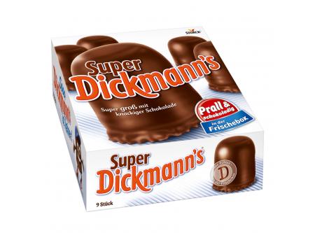 Dickmann's Super Dickmann's Schokoladen Schaumküsse