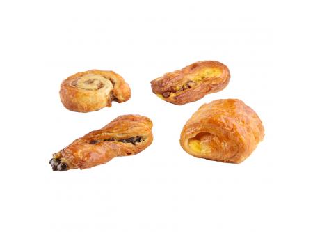 Mini Gourmandises Mischkiste vorgegart