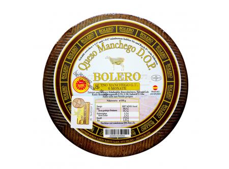 Manchego Bolero 50% Fett i.Tr.