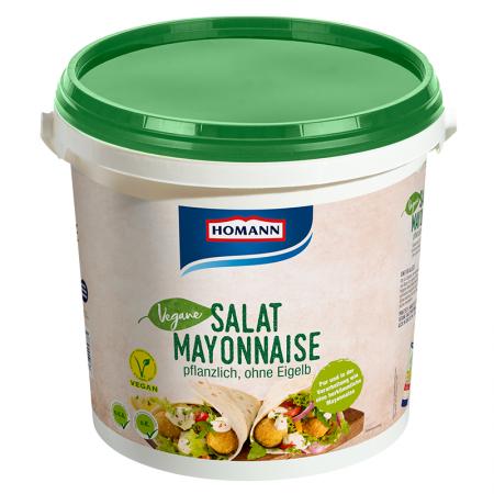 Vegane Salat Mayonnaise, 50 % reines Rapsöl