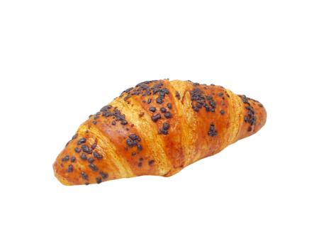 Buttercroissant mit Schokocreme