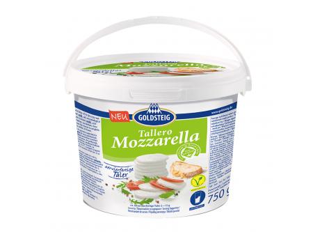 Tallero Mozzarella, 45 % Fett i. Tr.