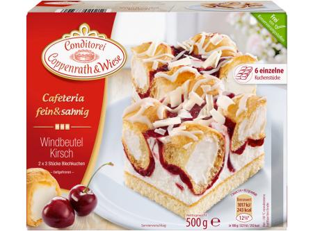 Windbeutel Kirsch Torte