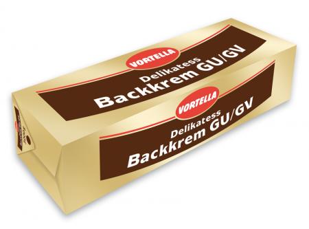 Delikatess Backkrem GU/GV / MB