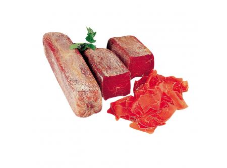 Original Schweizer Bündner Fleisch, luftgetrocknet
