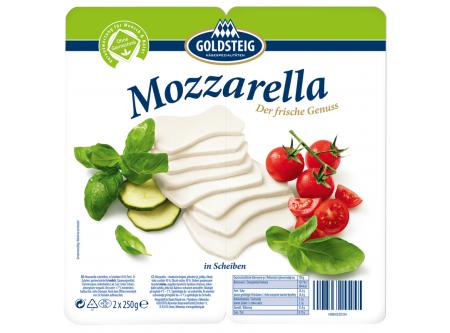 Mozzarella, 45 % Fett i.Tr.
