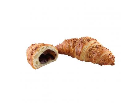 Nuss Nougat Croissant Teigling