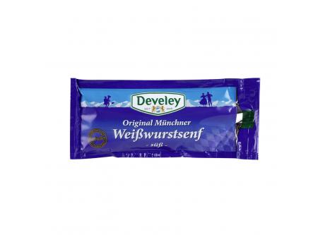 """Original Münchner Weißwurstsenf süß, """"Hausmacher Art"""""""