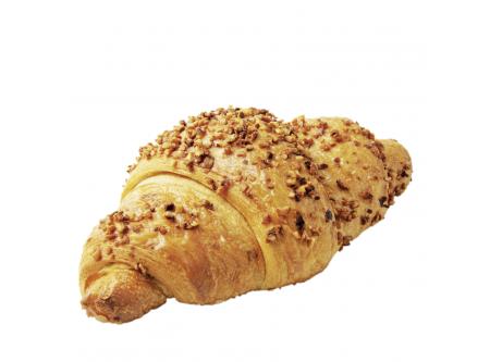 Croissant mit Nuss-Nougatfüllung