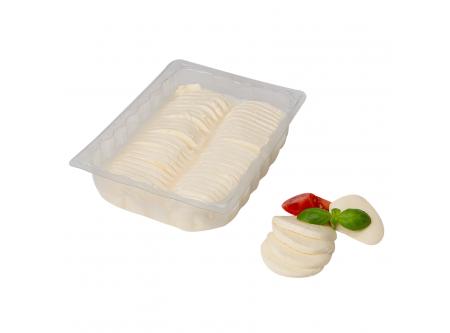 Soft-Mozzarella in Lake 45 % Fett i.Tr.