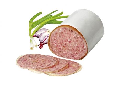 Jägerfrühstück nach Presswurstart aus Schweinefleisch