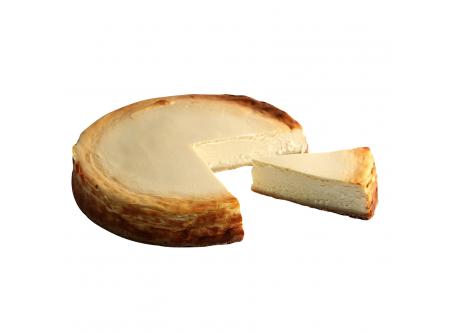 Konditorei Käsekuchen mit Crunchy Boden, Ø28 cm, fertig gebacken