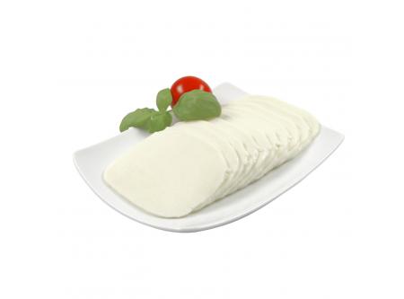 Mozzarella Scheiben in Lake 45 % Fett i.Tr.
