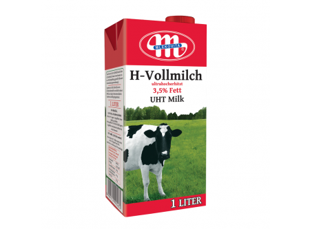 H-Milch, 3,5 % Fett