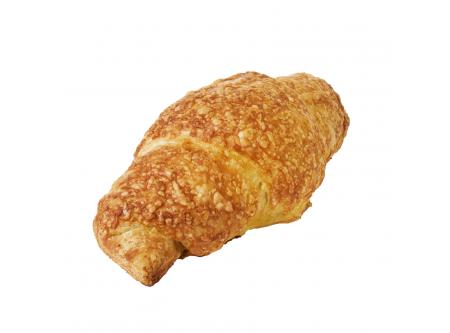 Margarine Schinken-Käse- Croissant, Croissant mit Formfleisch- Kochschinken mit Würzlake und Käse, vorgegart