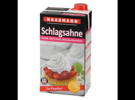 H-Schlagsahne, 30 % Fett
