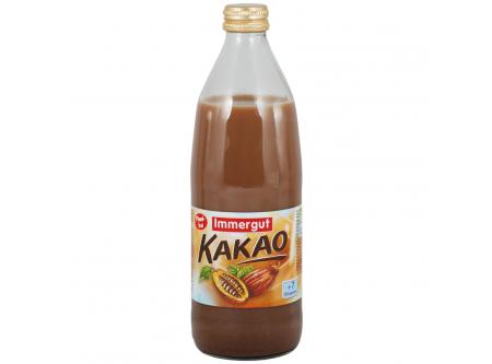 Kakao, mit Zucker und Süßungsmitteln