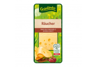 Grünländer Räucher, Schnittkäse 48 % Fett i.Tr.