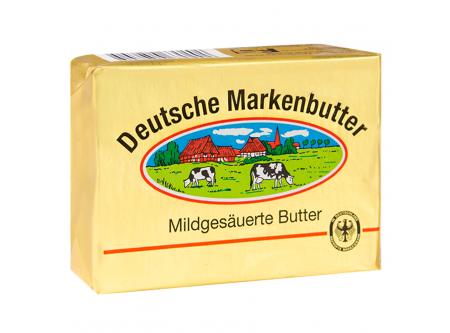 Deutsche Markenbutter 82 % Fett