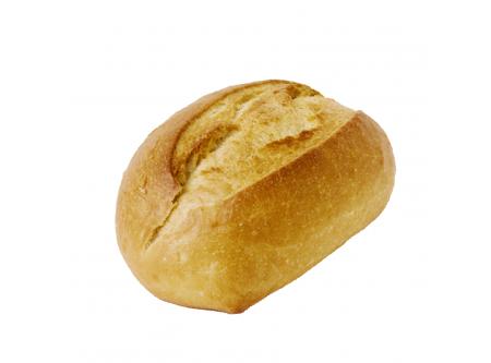 Bäckerbrötchen halbgebacken