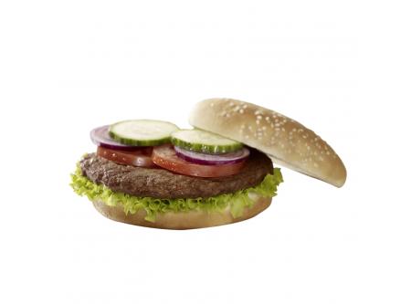 Hamburger gewürzt Standard, roh