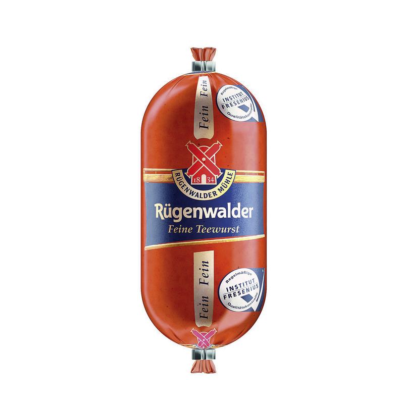Rügenwalder Teewurst Fein